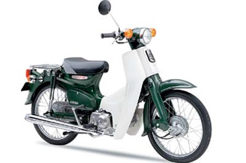 скутер Honda Little Cub