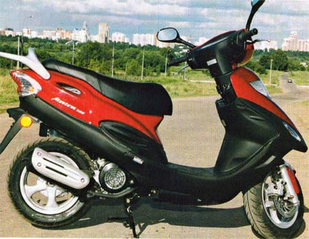 скутер Kymco Movie XL 125