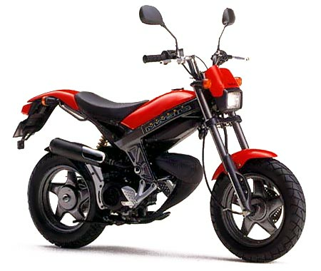 скутер Suzuki Street Magic 110