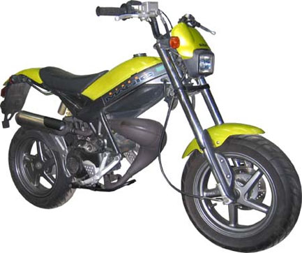 скутер Suzuki Street Magic 2