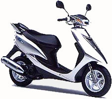 скутер Yamaha JOG Next Zone